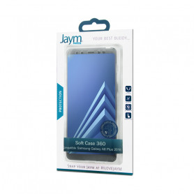 COQUE SOUPLE 360 JAYM COMPATIBLE SAMSUNG GALAXY A8+ 2018