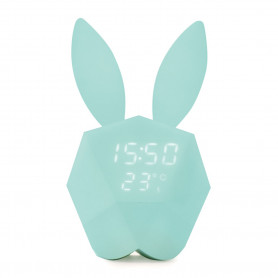 HORLOGE INTELLIGENTE CONNECTEE CUTTY BLEU PASTEL MOB