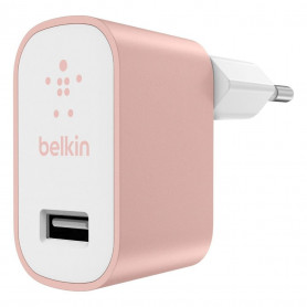 CHARGEUR SECTEUR 12W MIXIT™ METALLIC OR ROSE - BELKIN
