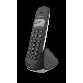 TELEPHONE DECT AURA150 1 POSTE NOIR - LOGICOM