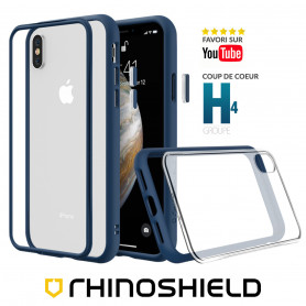 COQUE MODULAIRE MOD NX™ BLEUE POUR APPLE IPHONE XS MAX - RHINOSHIELD™