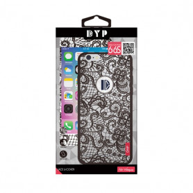 COQUE + FILM VERRE TREMPE LACE COMPATIBLE APPLE IPHONE 6/6S DYP