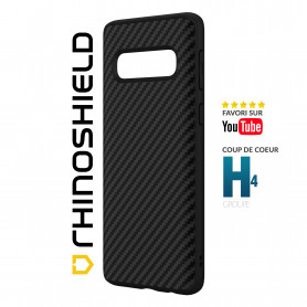 COQUE SOLIDSUIT FIBRE DE CARBONE POUR SAMSUNG GALAXY S10 - RHINOSHIELD™