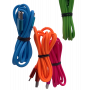 CABLE USB CHARGE & SYNCHRO VERS TYPE-C 1,7M ORANGE - JAYM® COLLECTION POP