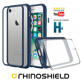 COQUE MODULAIRE MOD NX™ BLEUE POUR APPLE IPHONE 7+ / 8+ RHINOSHIELD™