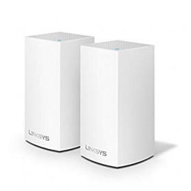 PACK DE 2x BORNE INTELLIGENTE WIFI MESH™ AC1300 - LINKSYS
