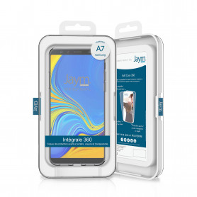 COQUE SOUPLE 360 JAYM COMPATIBLE SAMSUNG GALAXY A7 2018