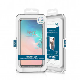 COQUE SOUPLE 360 JAYM COMPATIBLE SAMSUNG GALAXY S10 E