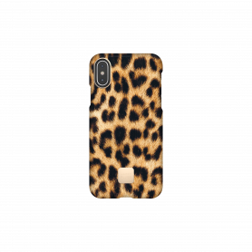 COQUE HAPPY LEOPARD POUR IPHONE XS MAX - HAPPY PLUGS®