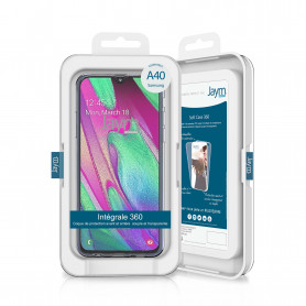 COQUE SOUPLE 360 JAYM COMPATIBLE SAMSUNG GALAXY A40