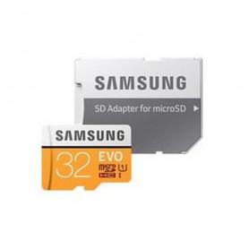 CARTE MEMOIRE MICRO SD CLASS 10 - 32GB - SAMSUNG