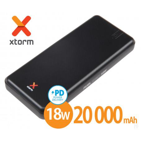 BATTERIE DE SECOURS FUEL SERIES 3 - IMPACT 20 000mAH 18W - XTORM®