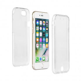 COQUE SOUPLE 360 COMPATIBLE APPLE IPHONE 7+ / 8+ BULK