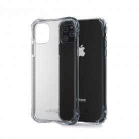 COQUE SOSKILD ABSORB RESISTANTE TRANSPARENTE COMPATIBLE APPLE IPHONE 11 PRO**