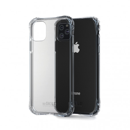 COQUE SOSKILD ABSORB RESISTANTE TRANSPARENTE COMPATIBLE APPLE IPHONE 11 PRO