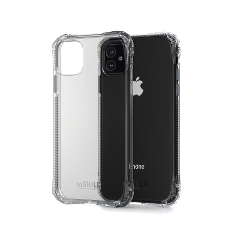 COQUE SOSKILD ABSORB RESISTANTE TRANSPARENTE COMPATIBLE APPLE IPHONE 11