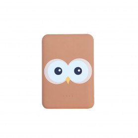 BATTERIE DE SECOURS 5 000 Mah ANIMALS HIBOU - MOB