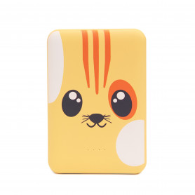 BATTERIE DE SECOURS 5 000 Mah ANIMALS CHAT - MOB