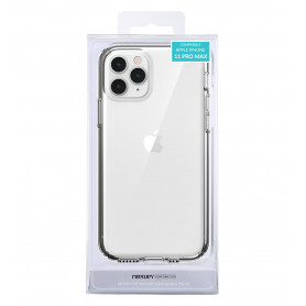 COQUE JELLY COMPATIBLE APPLE IPHONE 11 PRO MAX TRANSPARENTE