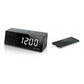 RADIO-REVEIL BLUETOOTH NFC AVEC FM ET DAB - MUSE