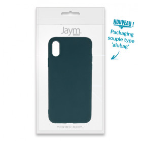 COQUE SOUPLE VERT MATE COMPATIBLE SAMSUNG GALAXY S20 ULTRA