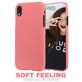 COQUE PREMIUM SOFT FEELING COMPATIBLE APPLE IPHONE 6 / 6S ROSE