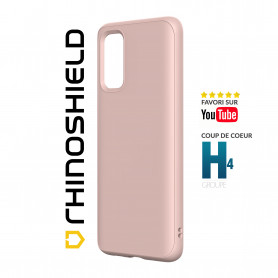 COQUE SOLIDSUIT ROSE CLASSIC POUR SAMSUNG GALAXY S20 PLUS - RHINOSHIELD™
