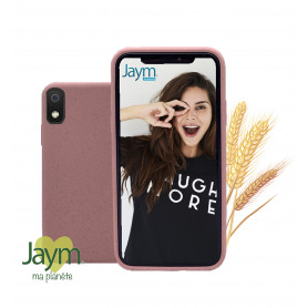 COQUE ECO-FRIENDLY ROSE POUR SAMSUNG GALAXY A10 - JAYM®