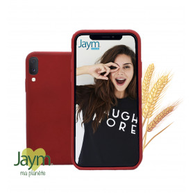 COQUE ECO-FRIENDLY ROUGE POUR SAMSUNG GALAXY A20E - JAYM®