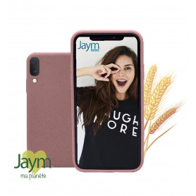 COQUE ECO-FRIENDLY ROSE POUR SAMSUNG GALAXY A40 - JAYM®