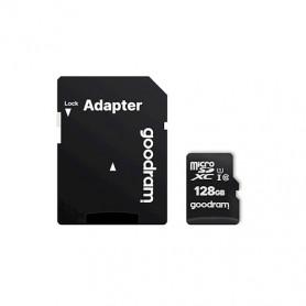 CARTE MEMOIRE MICRO SDHC CLASS 10 100 Mb/s - 128GB - GOODRAM