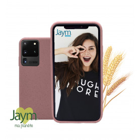 COQUE ECO-FRIENDLY ROSE POUR SAMSUNG GALAXY S20 ULTRA - JAYM®