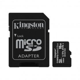 CARTE MEMOIRE MICRO SD CLASS 10 100MB/s - 16GB