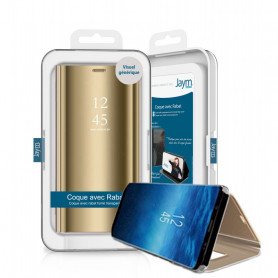 ETUI VIEW STAND OR POUR SAMSUNG GALAXY A21S - JAYM®
