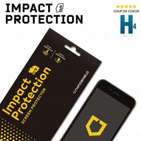 PROTECTION SOUPLE ECRAN ANTI-CHOCS 2.5D IMPACT™ PROTECTION™ POUR APPLE IPHONE 6 / 6S / 7 / 8 / SE 2020 - RHINOSHIELD™