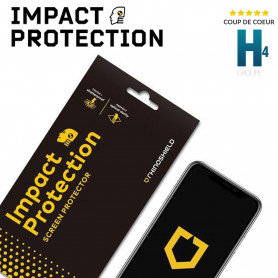 PROTECTION SOUPLE ECRAN ANTI-CHOCS 2.5D IMPACT™ PROTECTION™ POUR APPLE IPHONE X / XS / 11 PRO - RHINOSHIELD™
