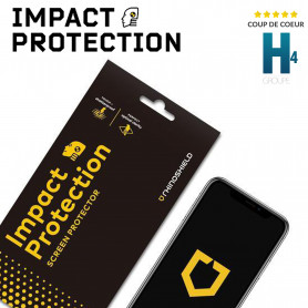 PROTECTION SOUPLE ECRAN ANTI-CHOCS 2.5D IMPACT™ PROTECTION™ POUR APPLE IPHONE XR / 11 - RHINOSHIELD™