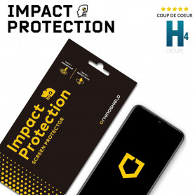 PROTECTION SOUPLE ECRAN ANTI-CHOCS 2.5D IMPACT™ PROTECTION™ POUR SAMSUNG GALAXY A41 - RHINOSHIELD™