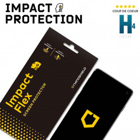 PROTECTION SOUPLE ECRAN ANTI-CHOCS 3D IMPACT™ FLEX™ POUR SAMSUNG GALAXY S10 - RHINOSHIELD™