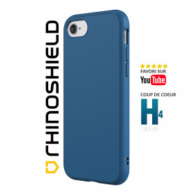 COQUE SOLIDSUIT BLEU CLASSIC POUR APPLE IPHONE 7 / 8 / SE 2020 - RHINOSHIELD™