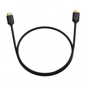 CABLE HDMI COMPATIBLE 4K MALE / MALE 1M NOIR - BASEUS