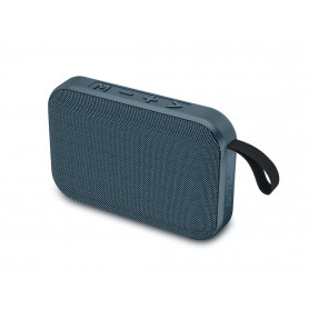ENCEINTE BLUETOOTH PORTABLE 5W + MICRO SD BLEU PETROLE - MUSE