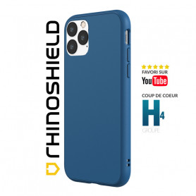 COQUE SOLIDSUIT BLEU CLASSIC POUR APPLE IPHONE 12 MINI (5.4) - RHINOSHIELD™
