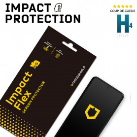 PROTECTION SOUPLE ECRAN ANTI-CHOCS 3D IMPACT™ FLEX™ POUR SAMSUNG GALAXY NOTE 10 PLUS - RHINOSHIELD™