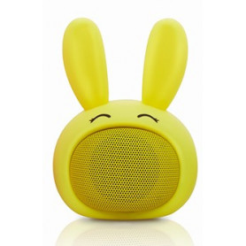 ENCEINTE BLUETOOTH CUTTY JAUNE MOB