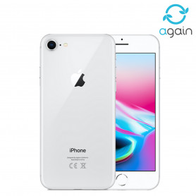 APPLE IPHONE 8 256GO ARGENT RECONDITIONNE GRADE A