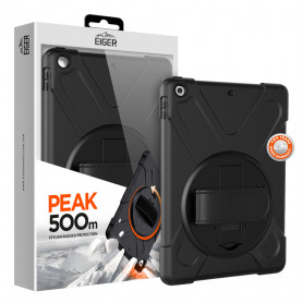 COQUE ULTRA RENFORCEE 3M AVEC POIGNEE 360 + STAND POUR SAMSUNG GALAXY TAB ACTIVE PRO 10.1 - EIGER®
