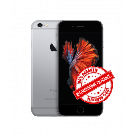APPLE IPHONE 6S 16GO GRIS SIDERAL - GRADE A