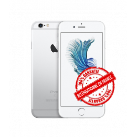 APPLE IPHONE 6S 64GO ARGENT - GRADE A