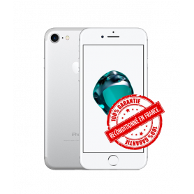 APPLE IPHONE 7 128GO ARGENT - GRADE A